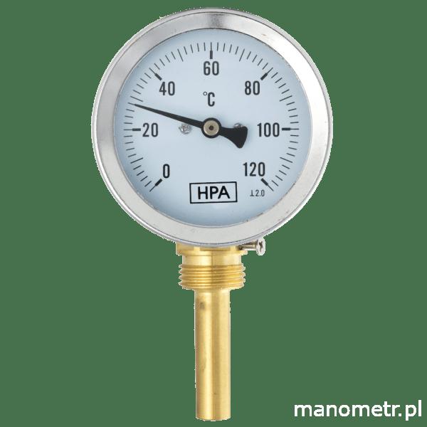 termometr bimetaliczny radialny HPA
