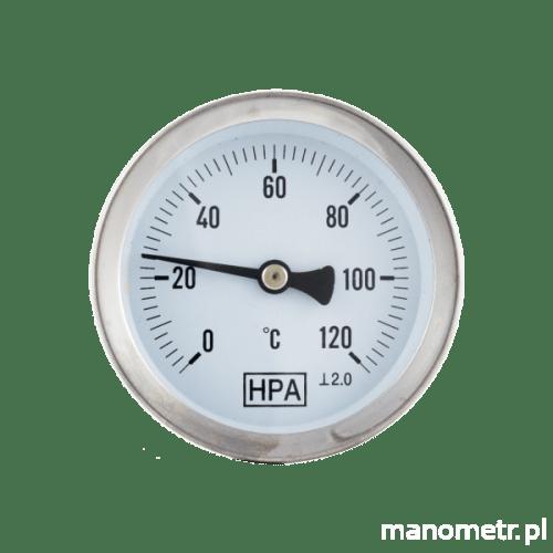 termometr bimetaliczny tylny HPA